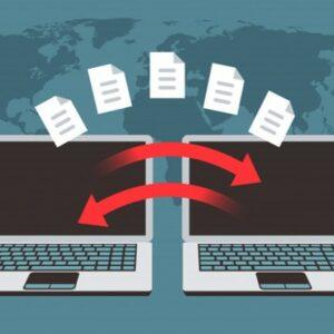 Echange et transfert de données